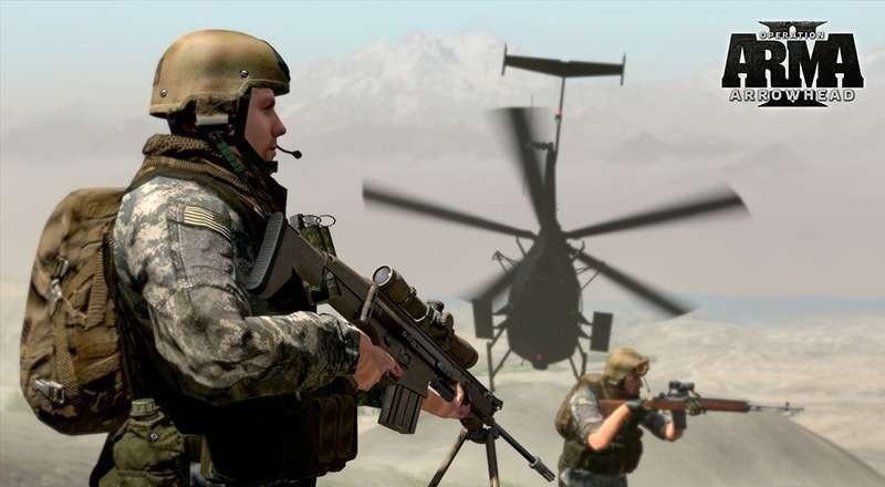 Arma 2 Operation Arrowhead on Steam