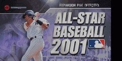 All-Star Baseball 2001 for N64