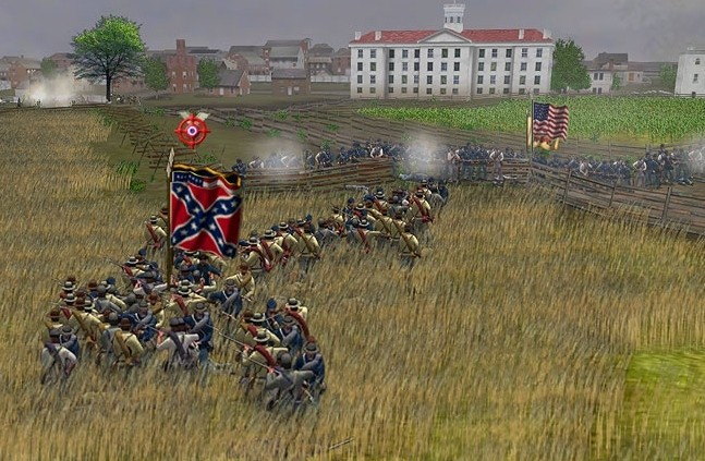 Civil war total war game