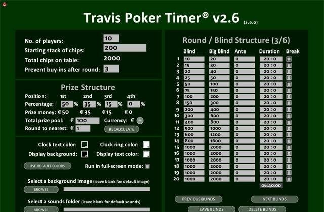 Poker timer mac download