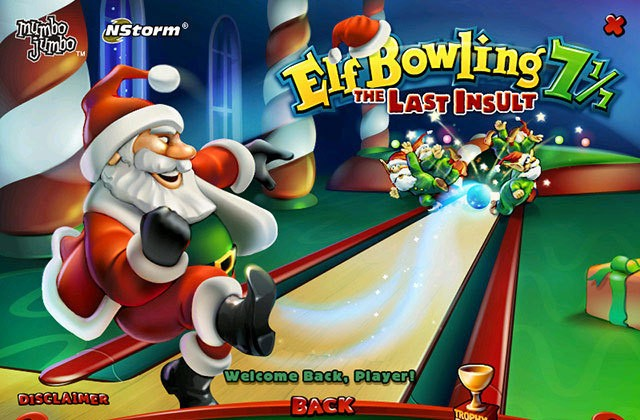 Elf Bowling Holiday Bundle