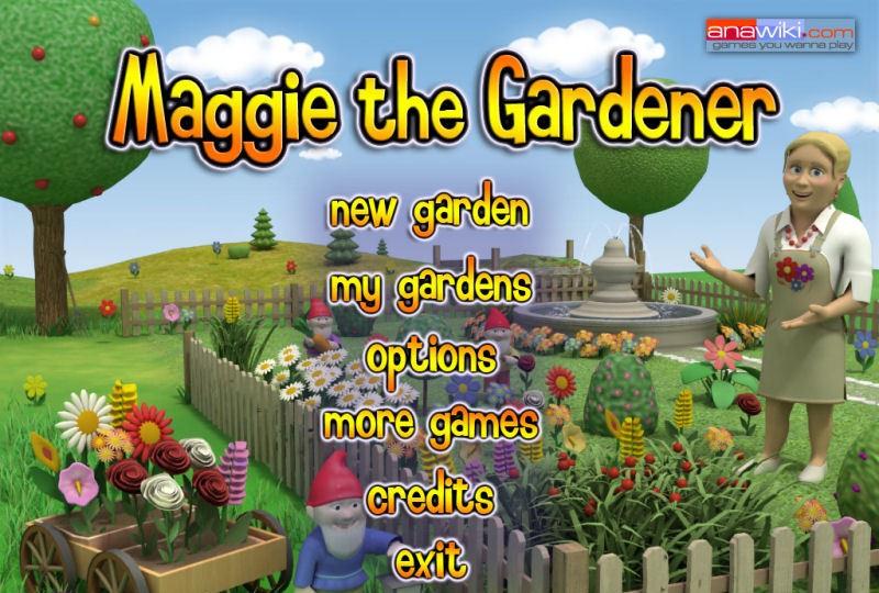Maggie the Gardener for Mac
