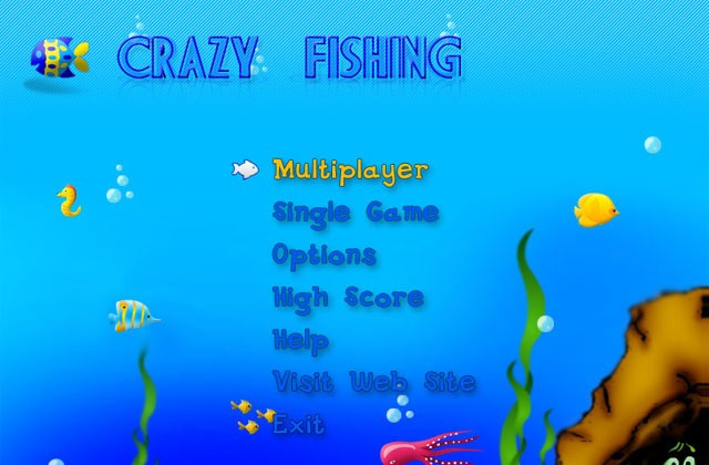 Crazy Fishing Multiplayer