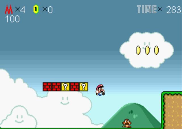 Mario Game: New Supermario 2