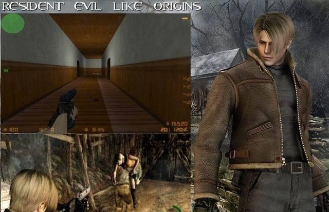 CS Addons: Resident Evil Like Origins