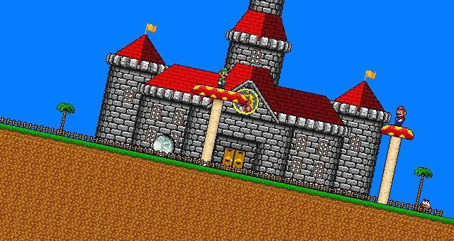 Mario Game: Goomba-Go-Squish!!!