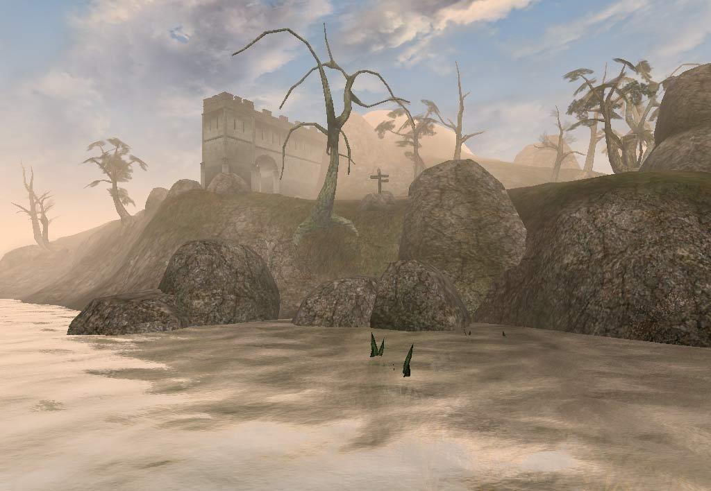 The Elder Scrolls III: patch