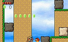 Mario Game: Super Wario Land
