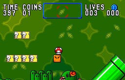 Mario Game: New Super Mario 3