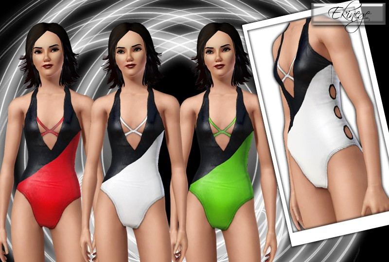 Sims3 - Summer Sun - Swimsuits
