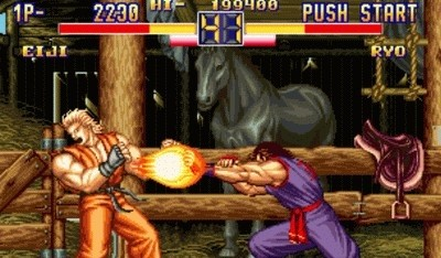 Art of Fighting 2 for Neo Geo