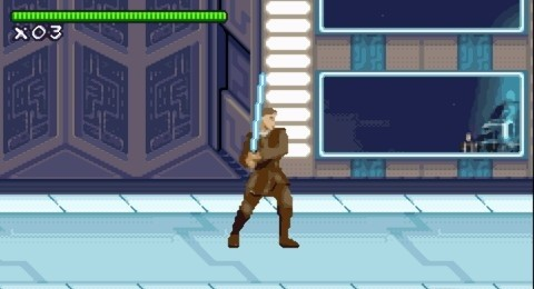 Star Wars Episode II for GBA