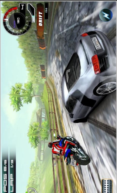 Asphalt 5 HD FREE for Android