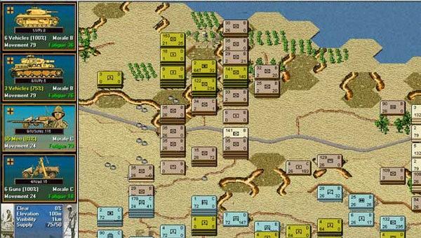 Panzer Campaigns: Smolensk 41