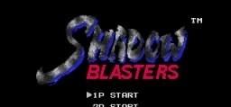 Shadow Blasters for Genesis