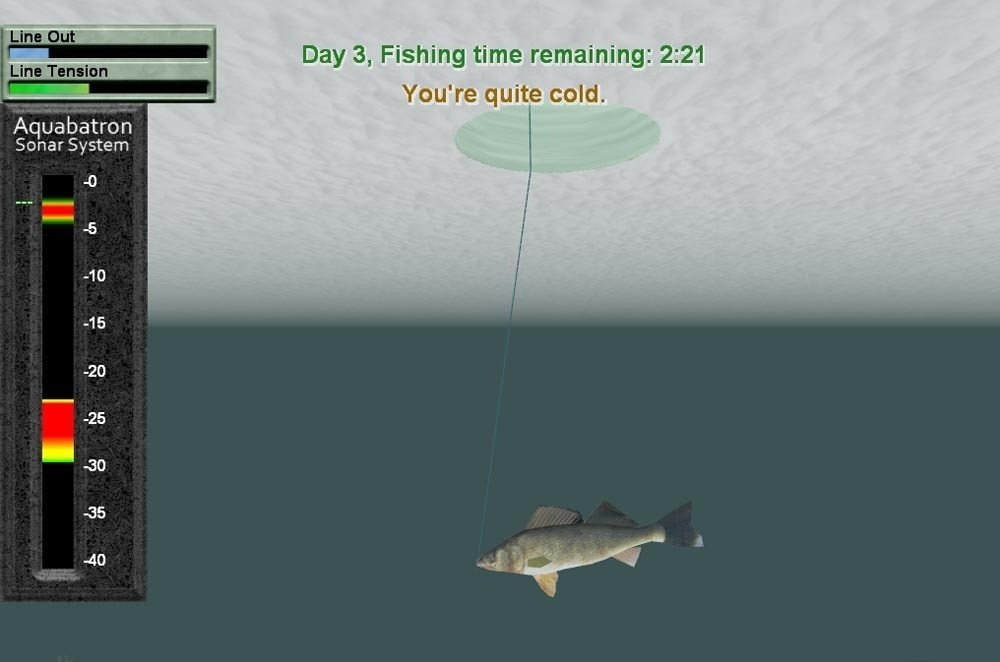 Mysterious worlds the secret of oak island lisisoft for Ice fishing games free