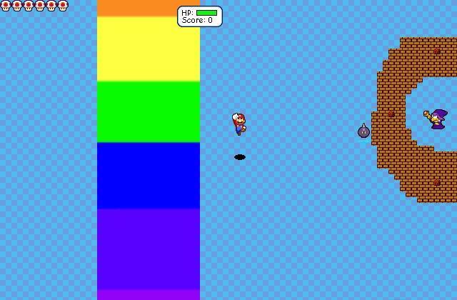Mario Game: Mariyar's Revenge!