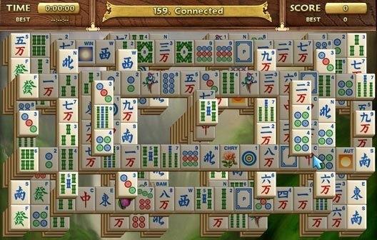 Mahjong Escape:Ancient Japan