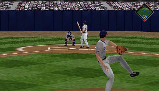 Microsoft Baseball League 2001
