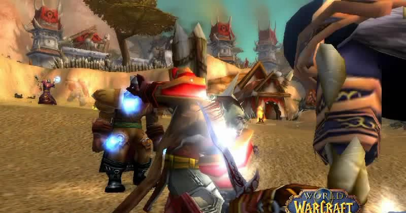 WoW Trailer: WoW trailer Capture The Flag