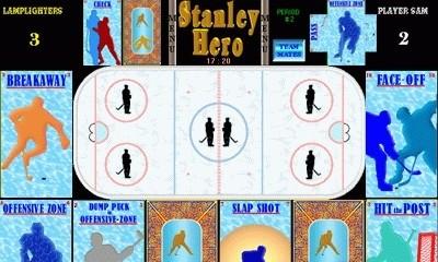 StanleyHero Hockey Practice