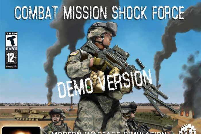 Combat Mission: Shock Force 1.2