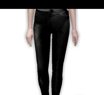 Sims3 - Valentino - Ribbon Pants
