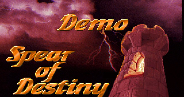 spear of destiny a speech An additional episode, spear of destiny, was released as a stand-alone retail title through formgen wolfenstein 3d was a critical and commercial success.