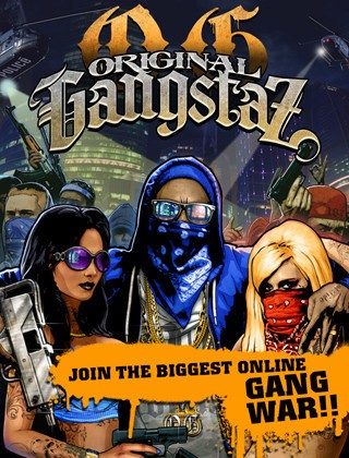 Original Gangstaz for iPhone
