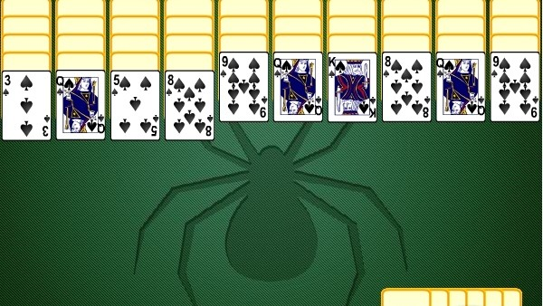 aarp free games spider solitaire