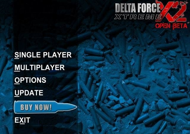 Delta Force: Xtreme 2 Open Beta