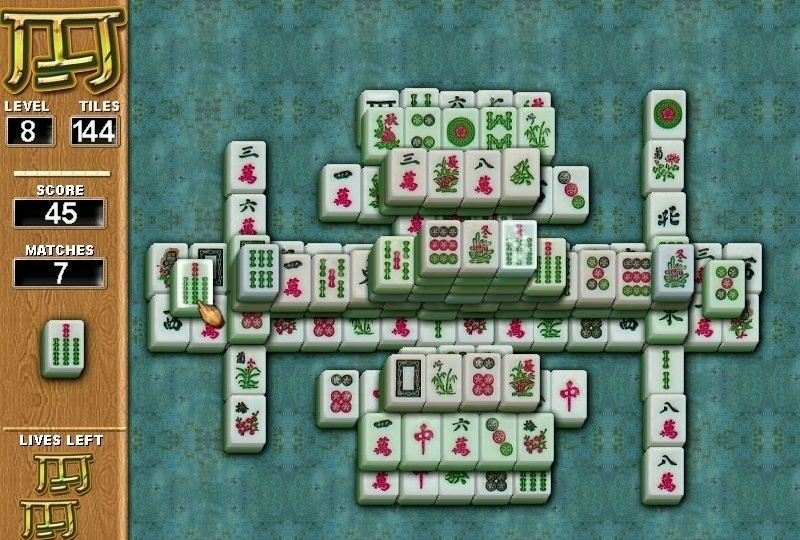 Mahjong titans computer game play mahjong titans every time another