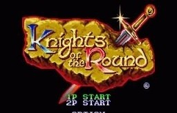 Knights of the Round for SNES