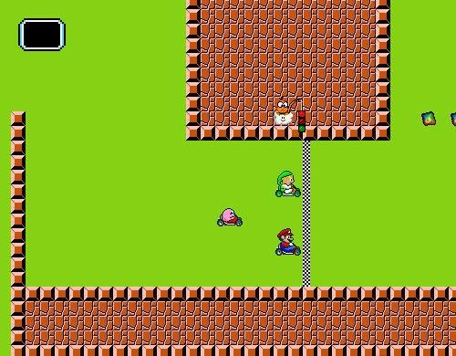 Mario Game: Nintendo Kart Demo