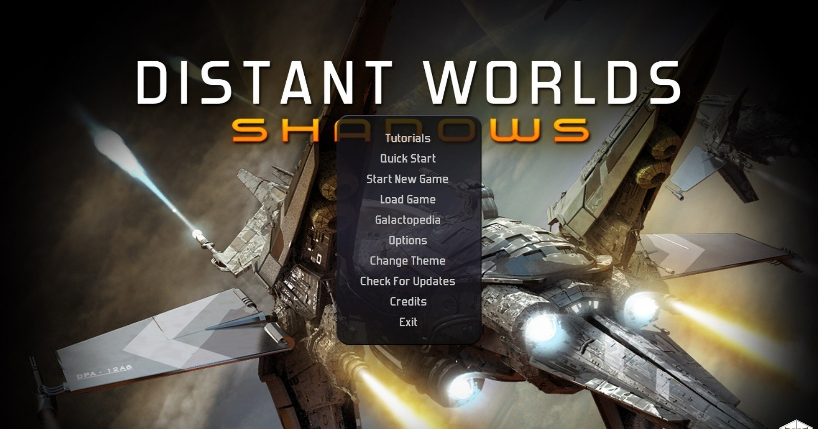 Distant Worlds: Shadows Patch