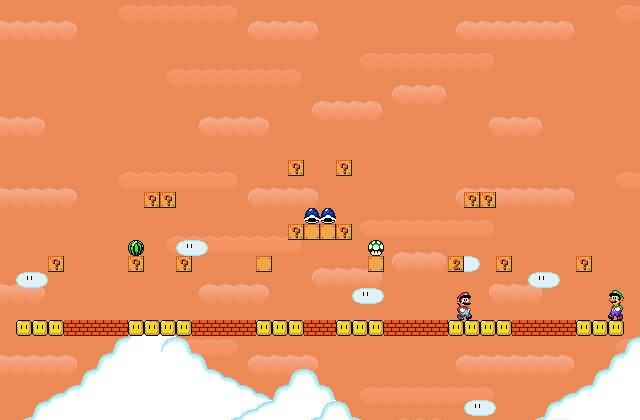 Mario Game: Super Mario Battle