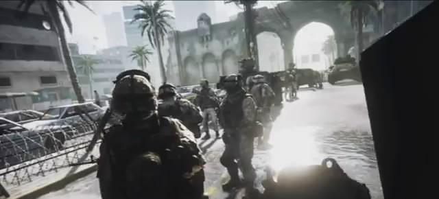 Battlefield 3 Russian Trailer russian cp sites