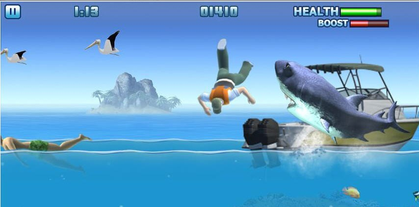 Hungry Shark Free! for Android