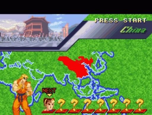 Street Fighter Alpha For Snes Lisisoft