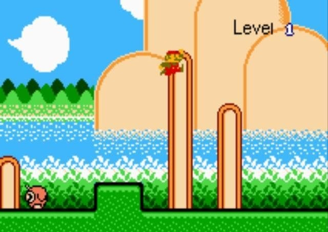 Screenshots - for Mario Game: Mario in Kirby Land