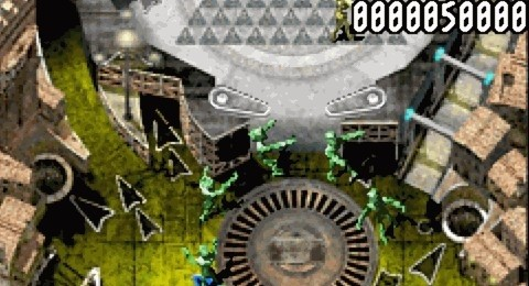 The Pinball of the Dead for GBA