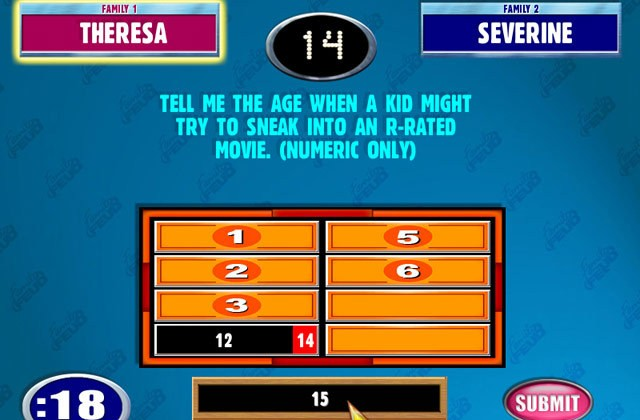 family feud powerpoint template free download uQ4FrAyK