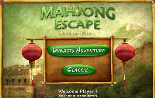 Mahjong Escape: Ancient China 1.0