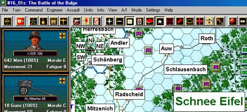 Panzer Campaigns: Bulge '44 Patch