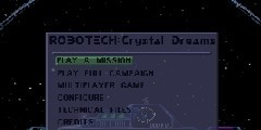 Robotech - Crystal Dreams for N64