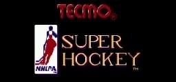 Tecmo Super Hockey for Genesis