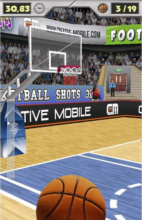 Basketball Shots 3D for Android