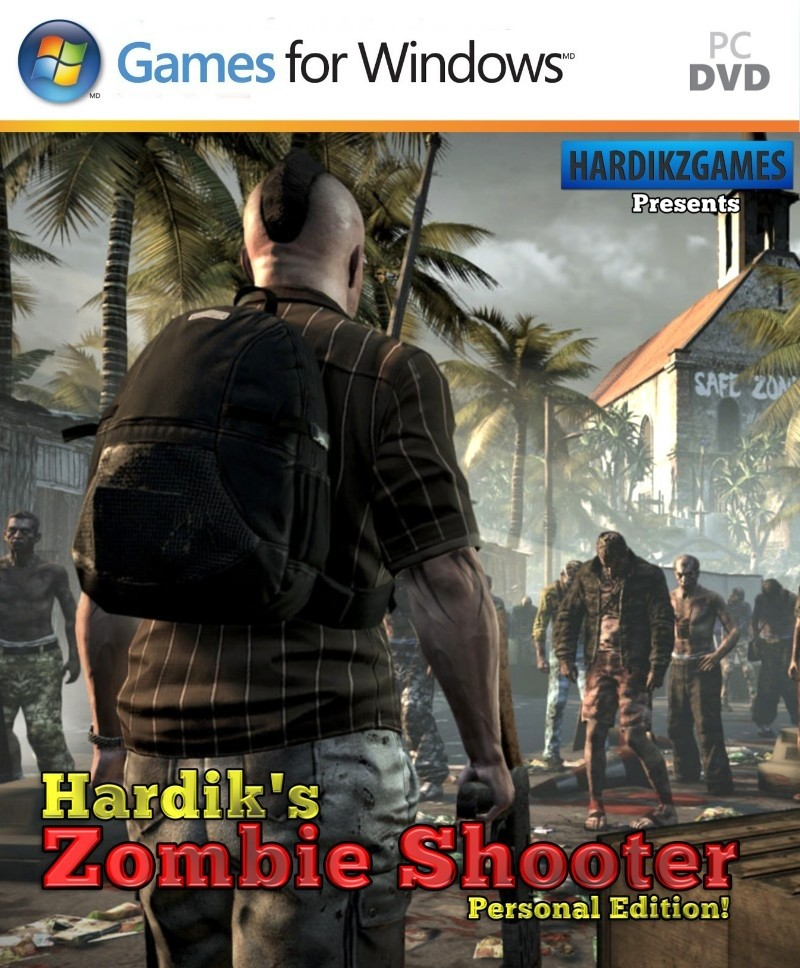 zombie ego shooter pc