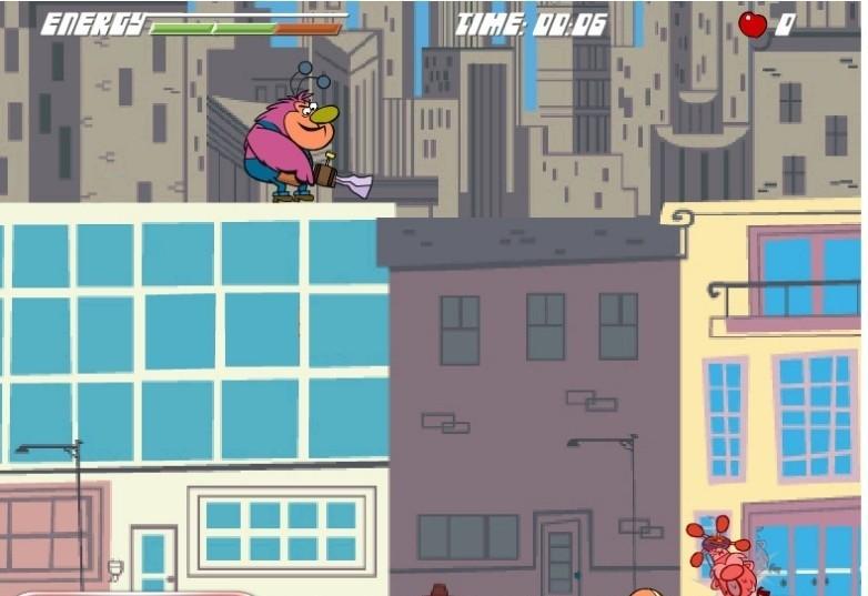 The Powerpuff Girls - Meat Mayor