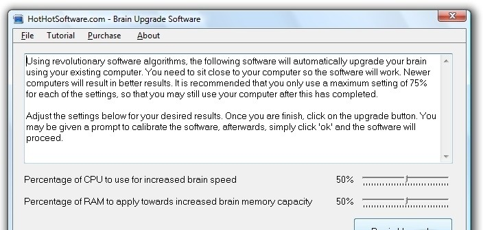 software to upgrade your brain